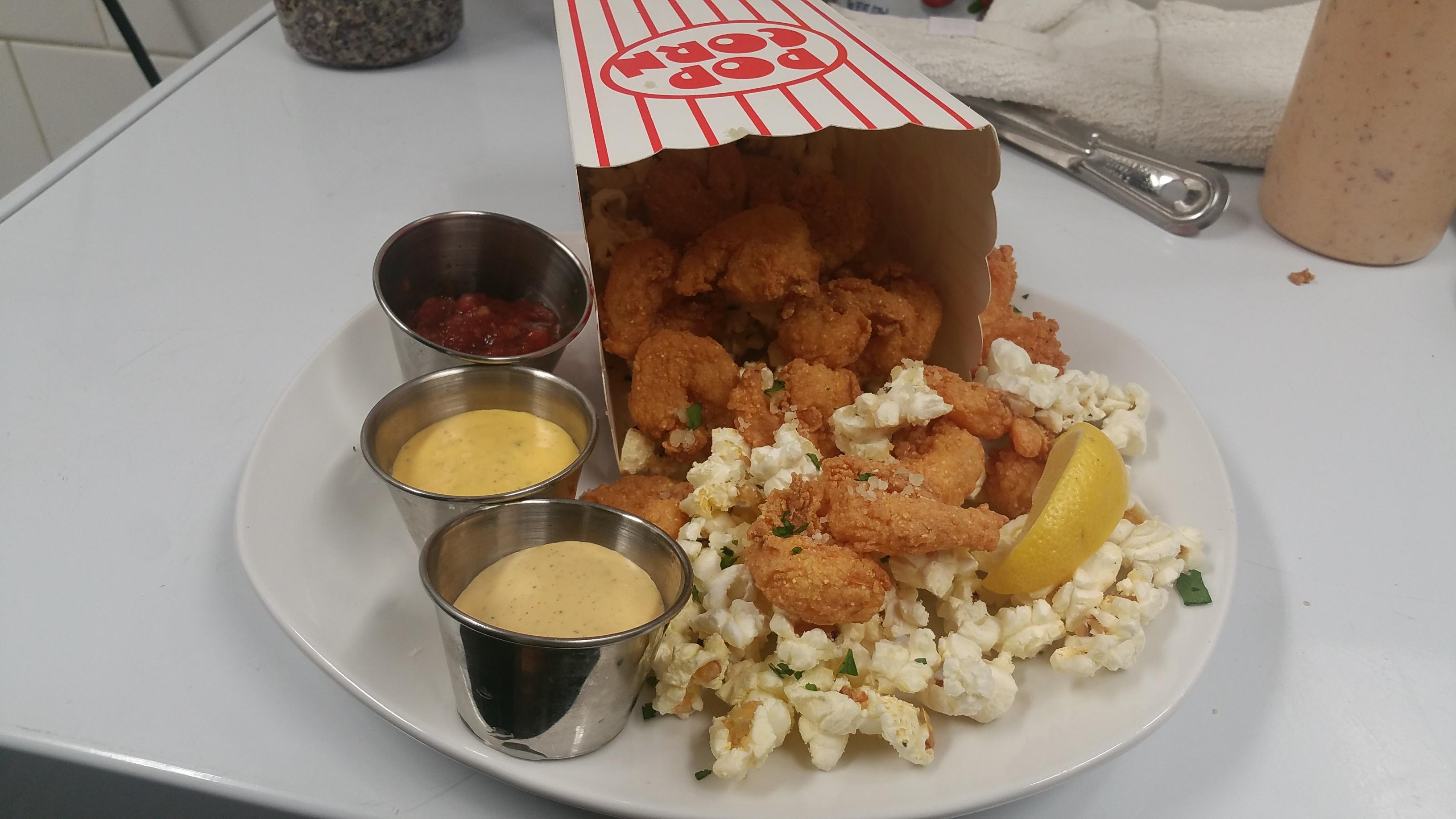 Popcorn Shrimp