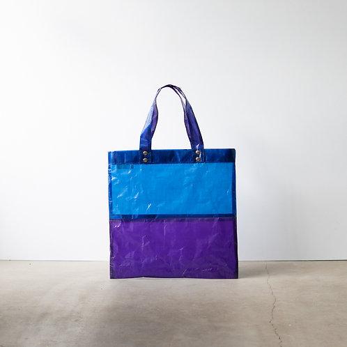 *new Ultralight flat bag 4040 blue/purple