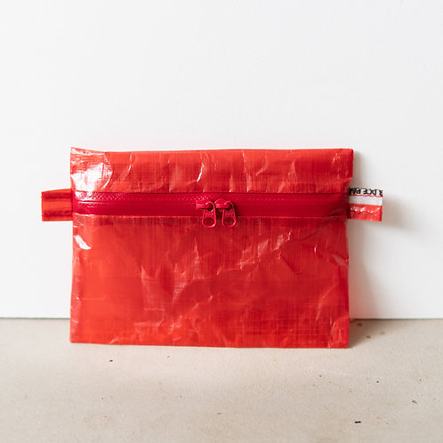 Ultralight pouch L #Red