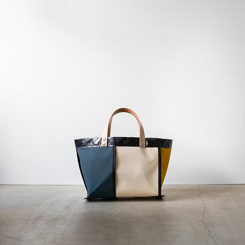 Canvas tote bag 3345 multi color # 19