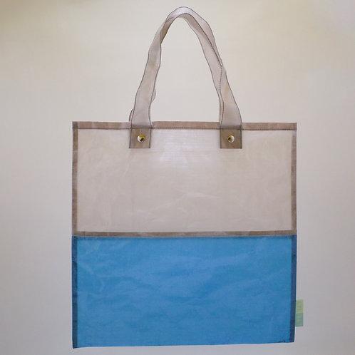 Ultralight flat bag 4040 blue/gray