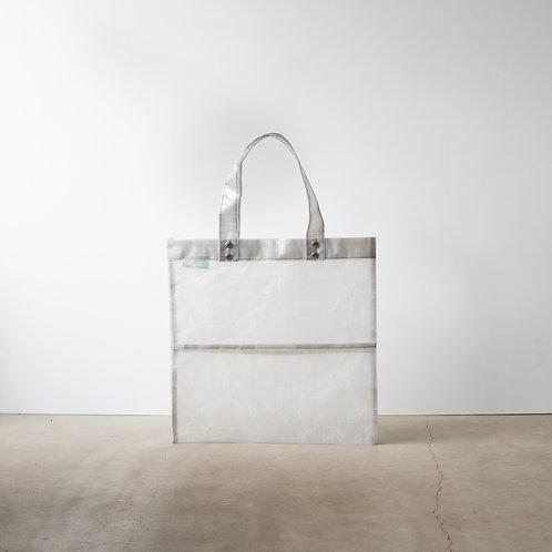 *new Ultralight flat bag 4040 white/white