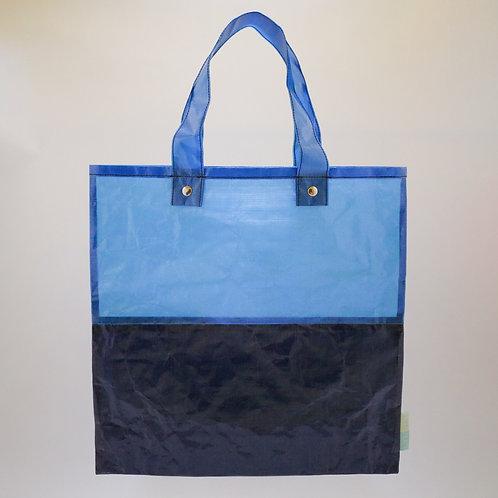 Ultralight flat bag 4040 navy/blue