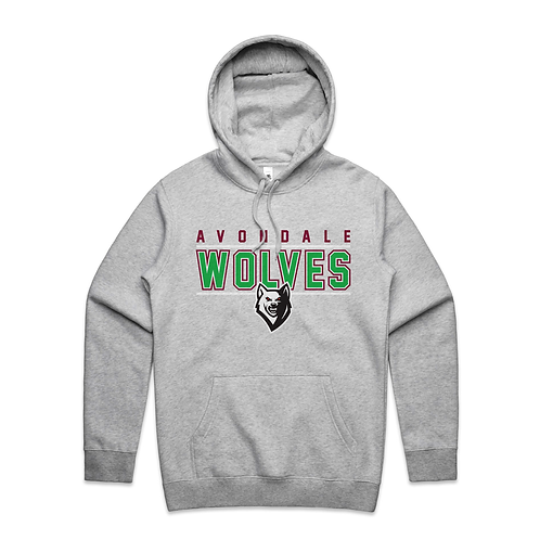 WOLVES Supporters Hood