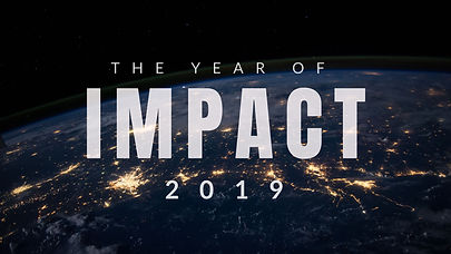 The Year of Impact 2019