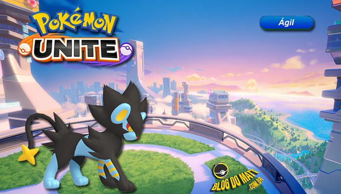 Luxray pokemon jogáveis pokémon unite especulações