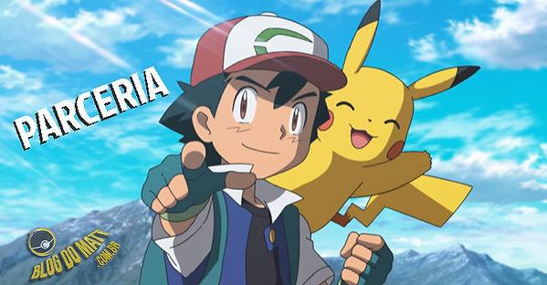 Pokemon Unite Brasil no blog do Matt