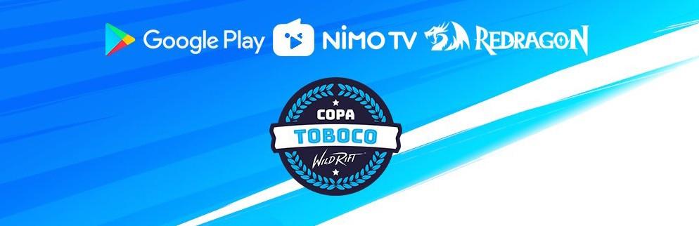 copa toboco times confrontos lol wild rift league of legends