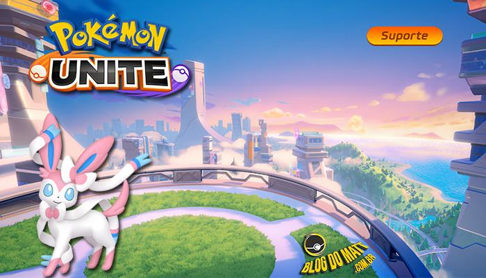 sylveon pokemon jogáveis pokémon unite especulações