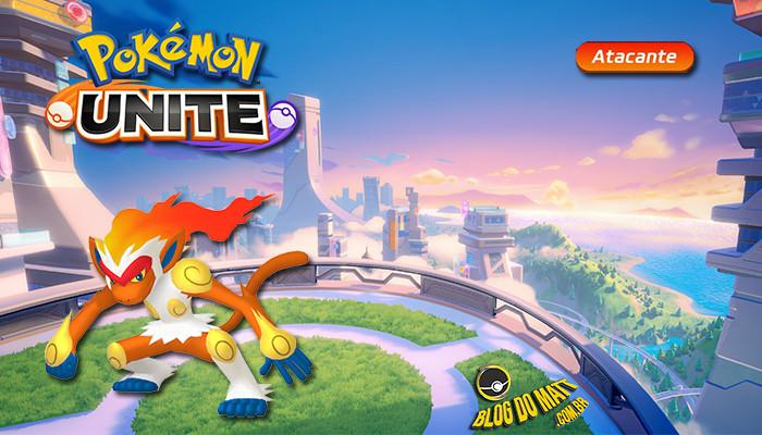 infernape pokemon jogáveis pokémon unite especulações