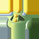 Ex. Share itens pokemon unite atributos