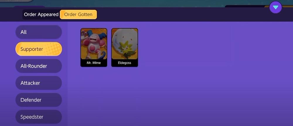 suportes pokémon unite como jogar