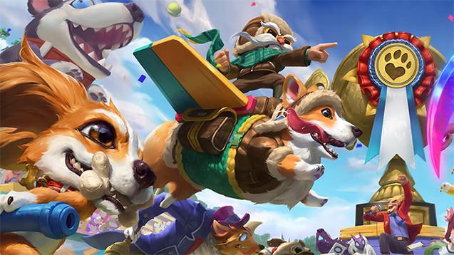 novas skins wild rift league of legends lol mobile