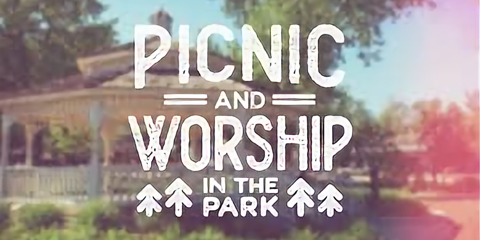 Worship and Picnic in the Park