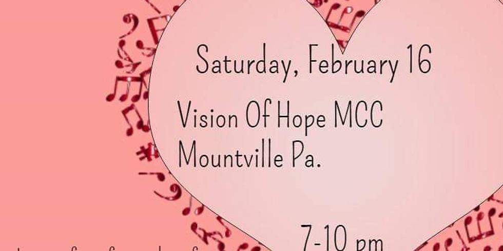 Vision of Hope Valentine's Dance