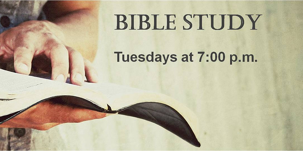 The Book of James Bible Study