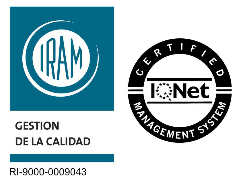 Leveal - IRAM 9001