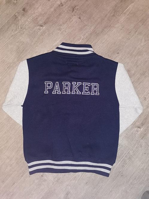Personalised Varsity Jacket