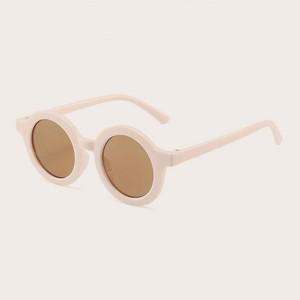 Cream Sunglasses