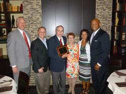 VFEL honors Larry Lenz