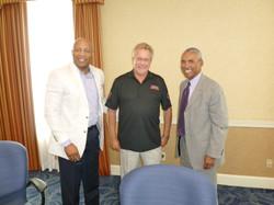 Board Members with VBOE President