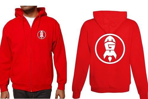 Red MGM Hoodie