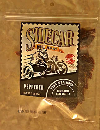 SIDECAR - PEPPERED