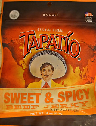 TAPATIO - SWEET & SPICY