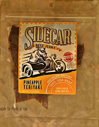 SIDECAR - PINEAPPLE TERIYAKI