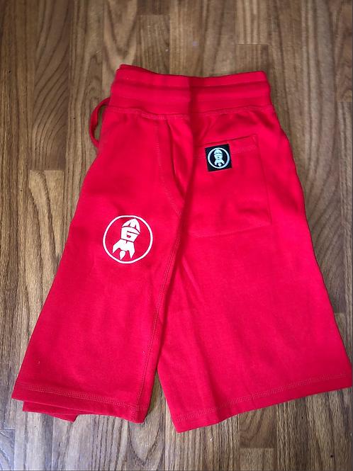 "Red ""MGM"" Sweatshirts"
