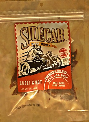 SIDECAR - SWEET & HOT