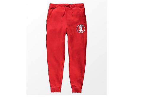 Red MGM Sweatpants