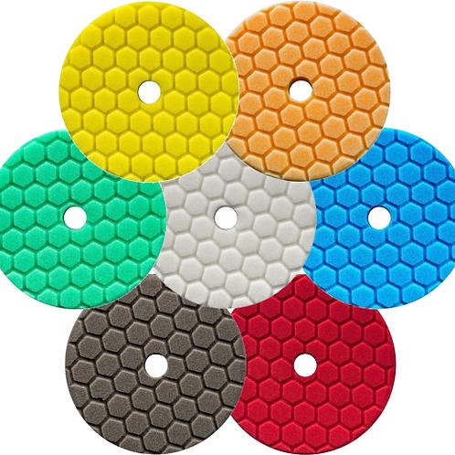 Full Kit HEX-LOGIC QUANTUM Pads (5.5 INCH)