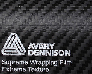 Carbon fiber black Avery spw 152/50cm