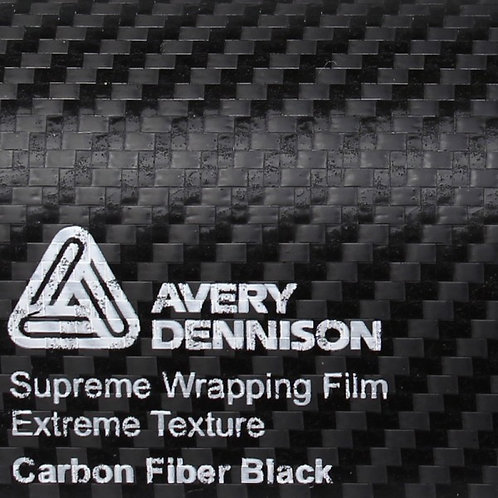 Carbon fiber black Avery spw 152/100cm