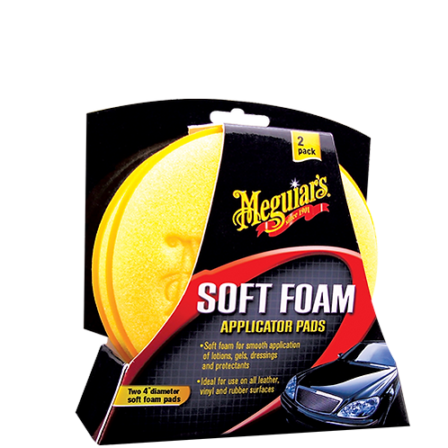 #X3070 Soft Foam Applicator Pad (2-pack)