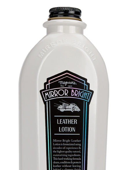 #MB0414 Mirror Bright Leather Lotion