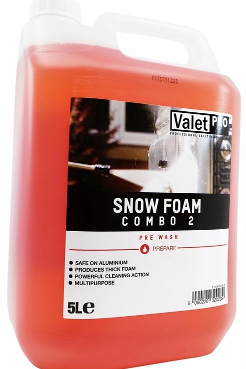 Snow Foam Combo2  5L ValetPRO EC16-5L