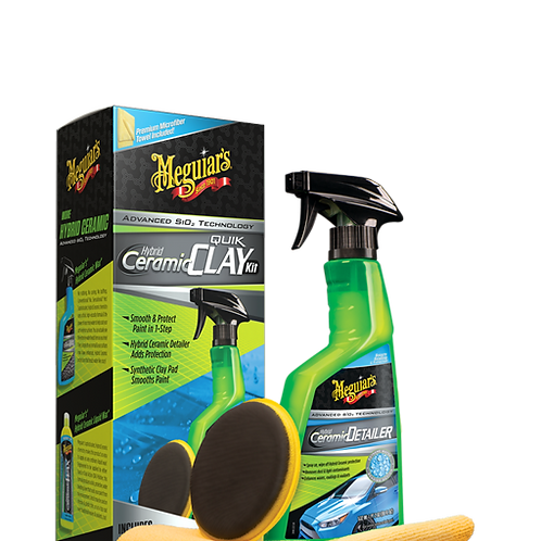 #G1016 Smooth Surface Clay Kit