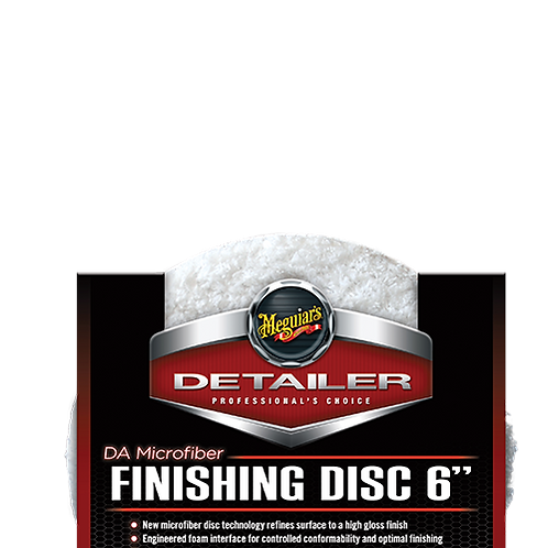 #DMF6 DA Microfiber Finishin Disc 6""