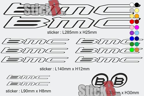 bmc sticker cadre