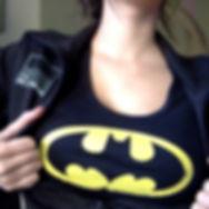 batman boob batwoman Boob