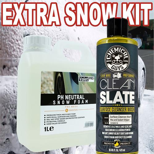 ESK Clean Slate  Pack EXTRA SNOW Ph neutral + CG CLean Slate
