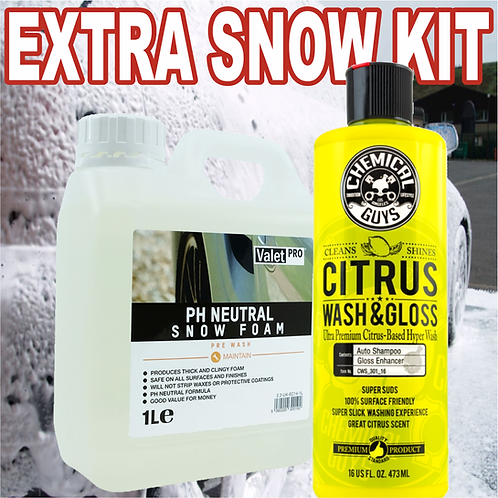 ESK Citrus Pack EXTRA SNOW Ph neutral + CG Citrus