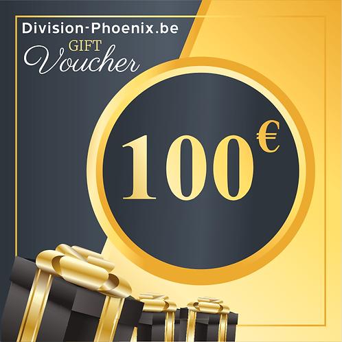100 € Chèques Cadeaux