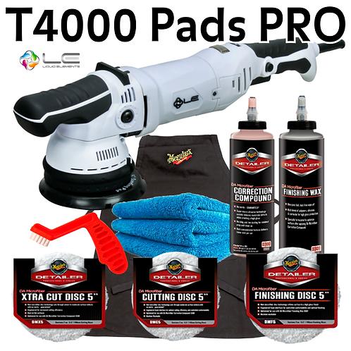T4000 Pads PRO microfibre meguiar