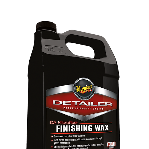#D30101 DA Microfibre Finishing Wax