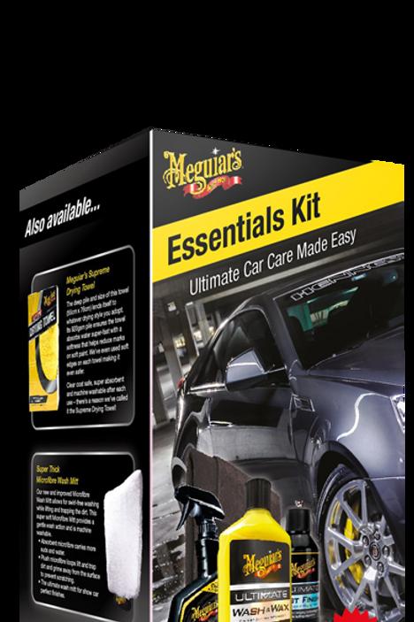 #EssKit Meguiar's Essentials Kit