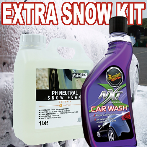 ESK G12619 Pack EXTRA SNOW Ph neutral + G12619