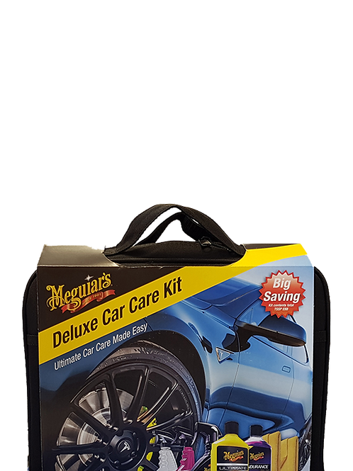 #DELKIT Meguiar's Deluxe Car Care Kit